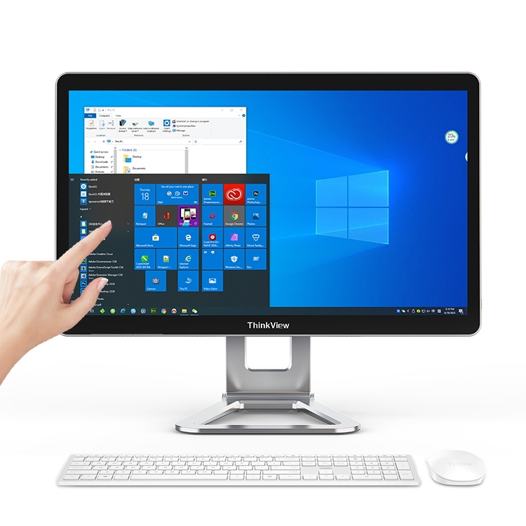 21.5 inch Full HD all in one pc